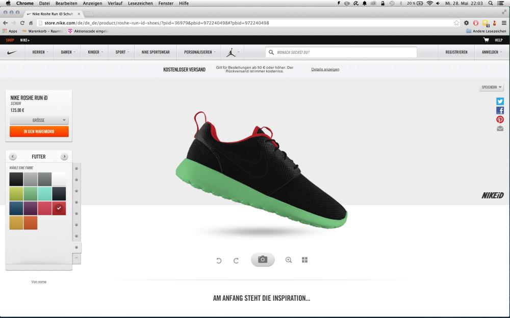Anleitung Wie erstellt man einen Nike iD 14 1000x625