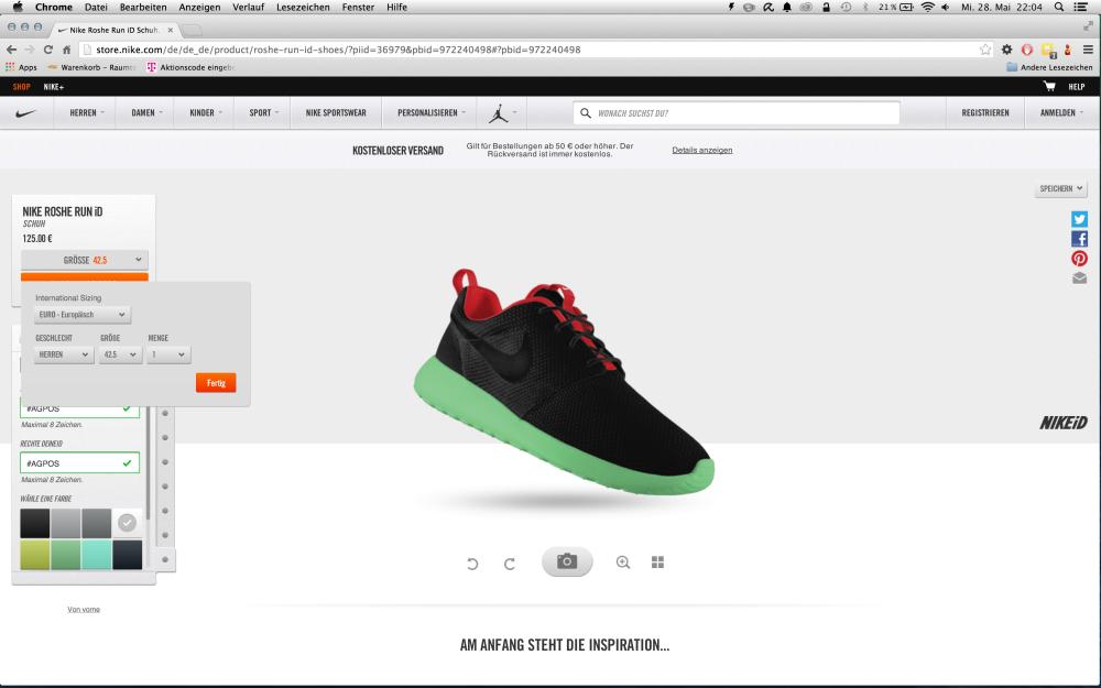 Anleitung Wie erstellt man einen Nike iD 18 1000x625