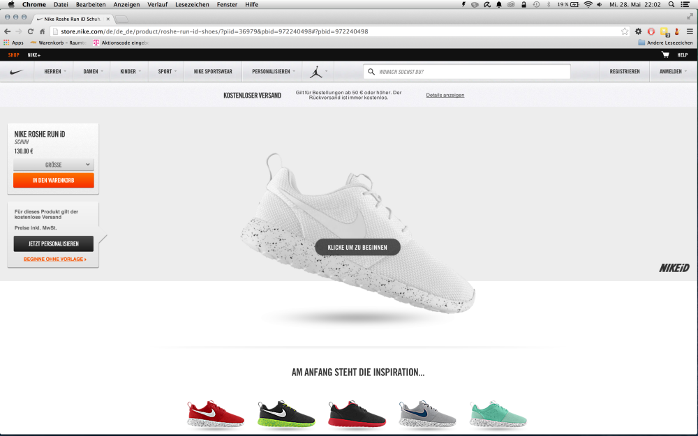 Anleitung Wie erstellt man einen Nike iD 3 1000x625