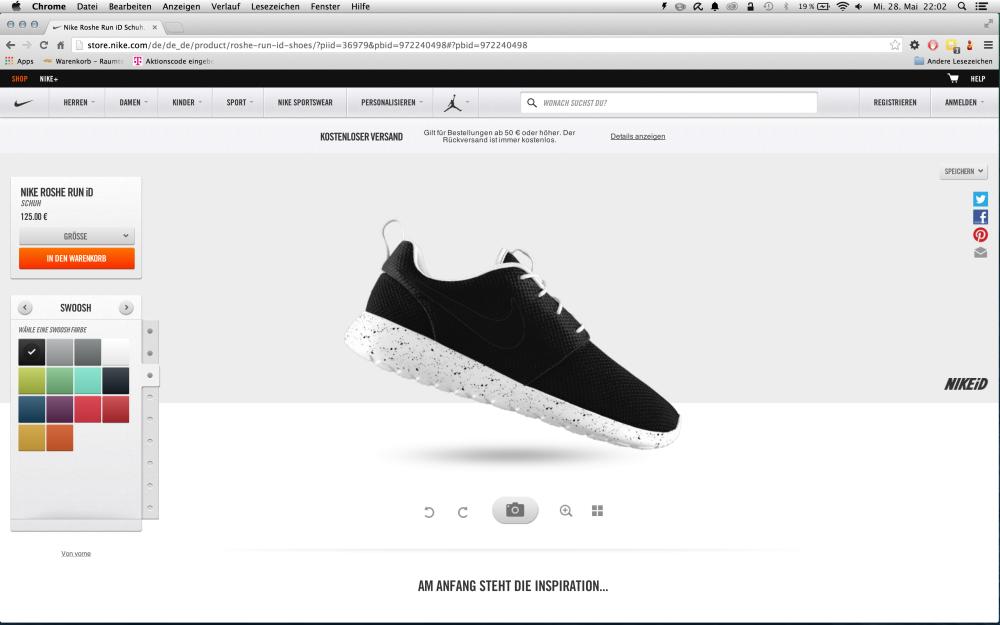 Anleitung Wie erstellt man einen Nike iD 7 1000x625