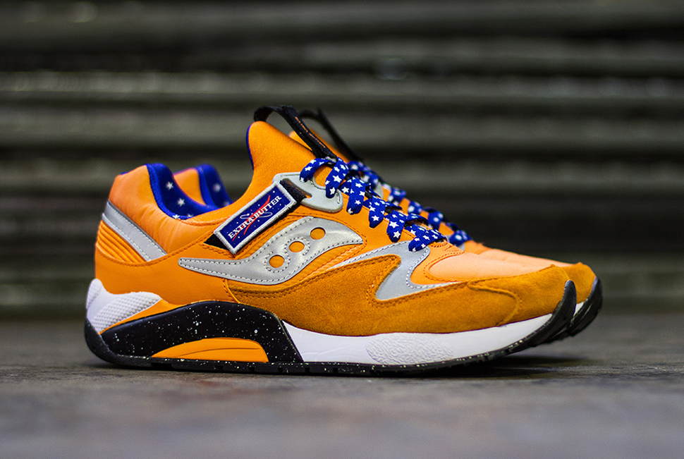 Extra Butter x Saucony Grid 9000 ACES 1