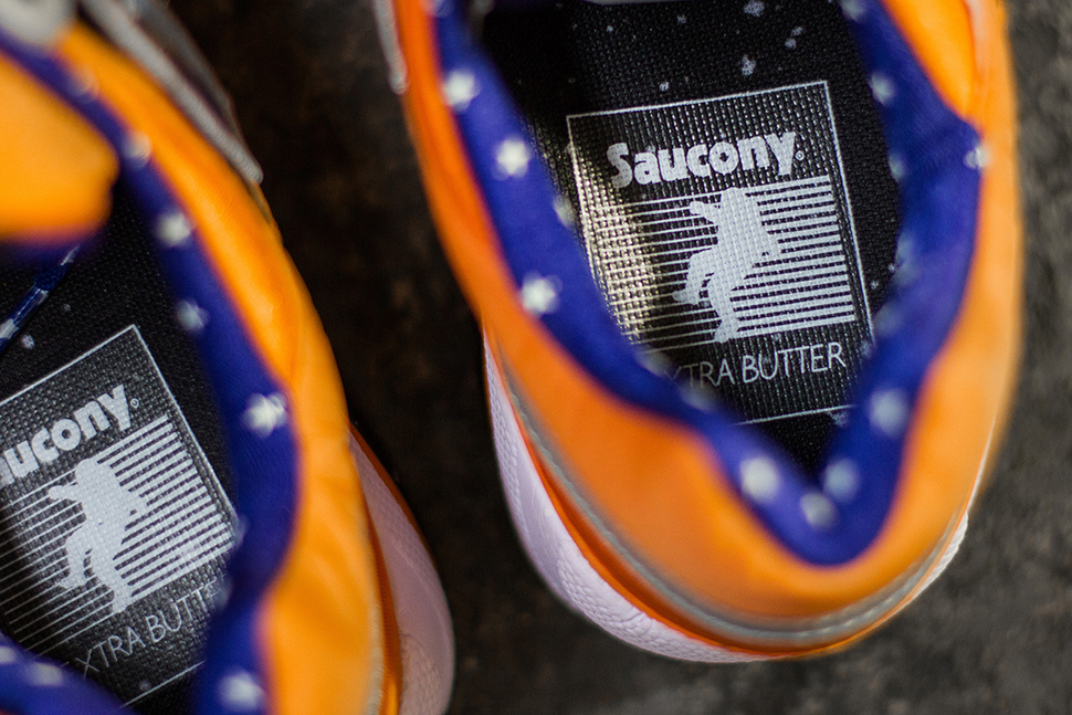 Extra Butter x Saucony Grid 9000 ACES 2