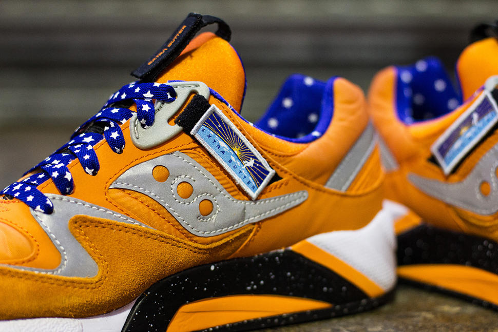 Extra Butter x Saucony Grid 9000 ACES 3