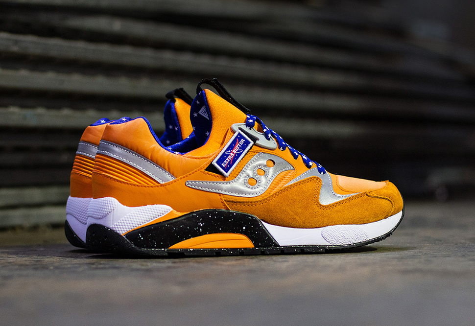 Extra Butter x Saucony Grid 9000 ACES 7
