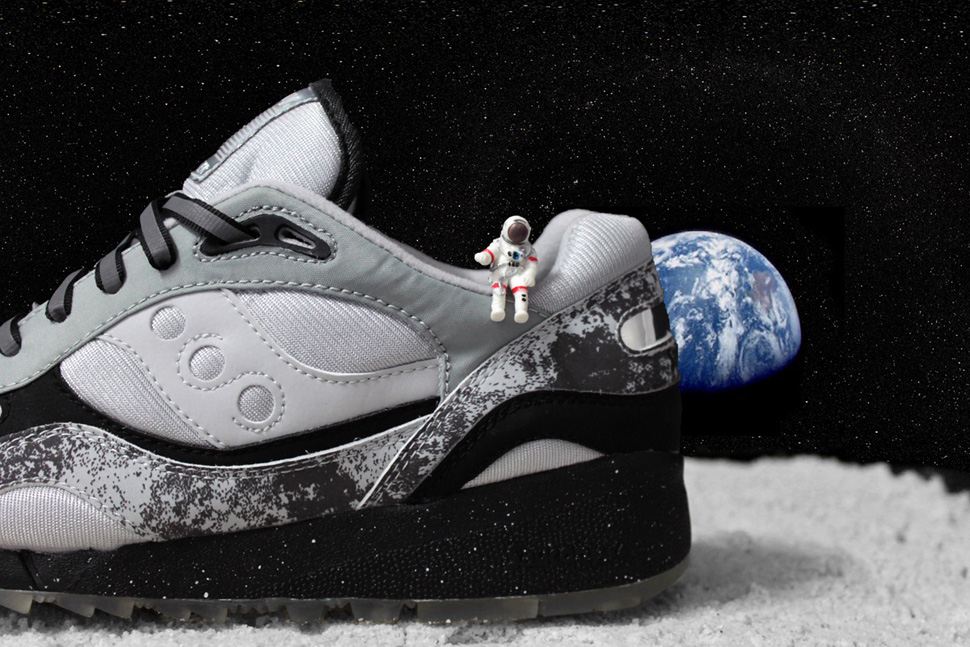 Extra Butter x Saucony Shadow 6000 Moon Walker 8