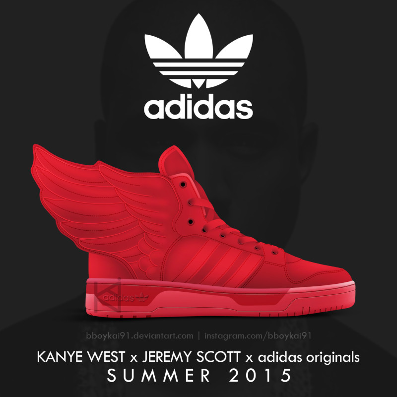 Kanye West x adidas Originals x Jeremy Scott JS Wings 1 800x800