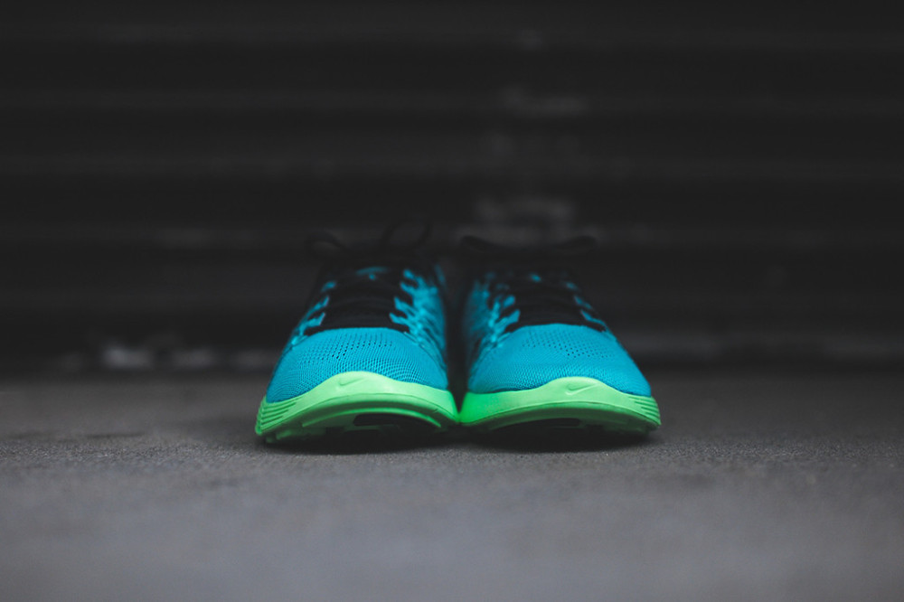 NIKE Lunaracer+ 3 Turbo Green 3 1000x666