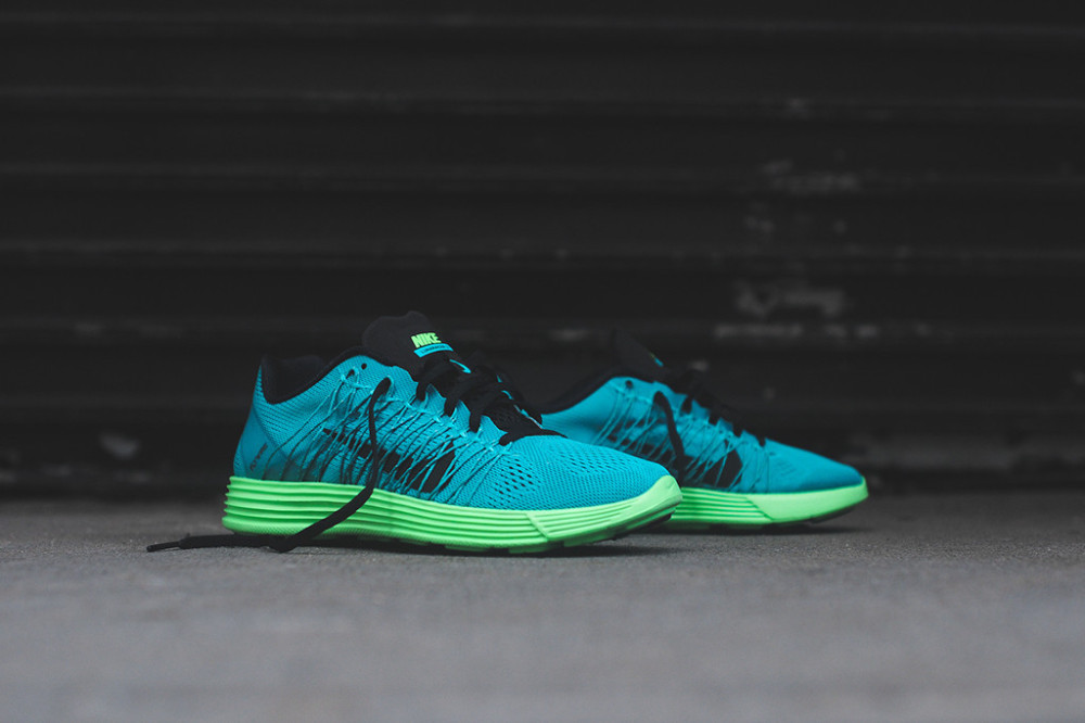 NIKE Lunaracer+ 3 Turbo Green 8 1000x666