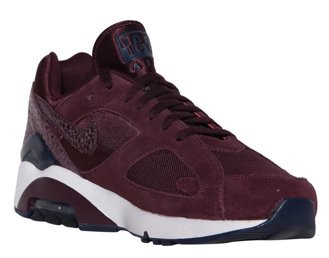 Nike Air Max 180 Bordeaux Safari 2