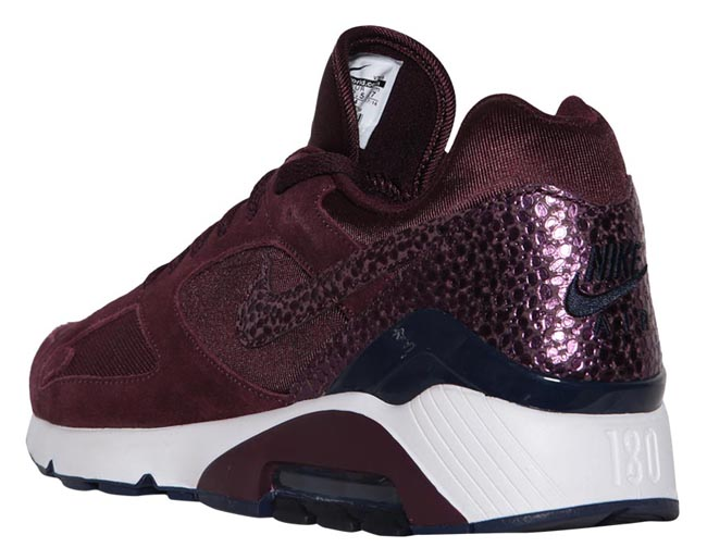 Nike Air Max 180 Bordeaux Safari 3
