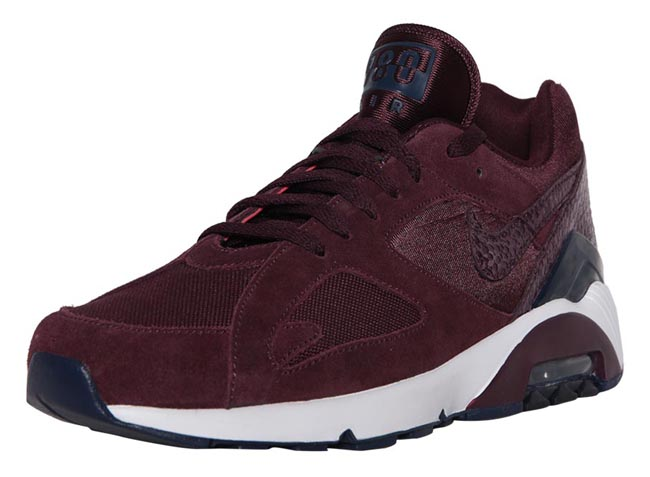 Nike Air Max 180 Bordeaux Safari 4