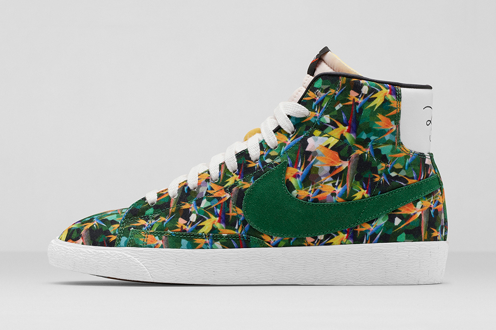 Nike Blazer Floral Collection 1