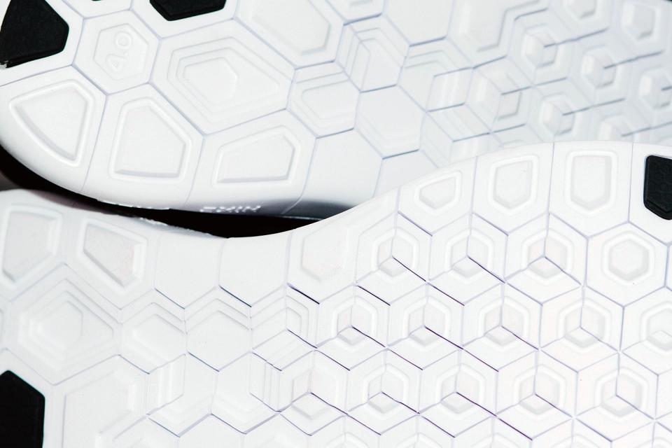 Nike Free 4.0 Flyknit Black 7