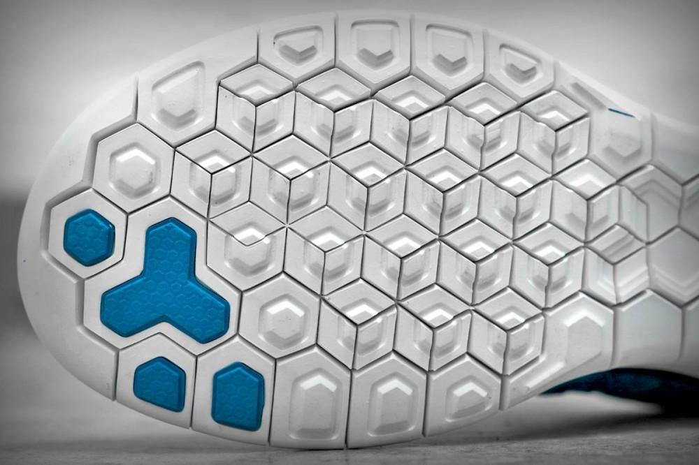 Nike Free Flyknit 4.0 Brace Blue 4 1000x666