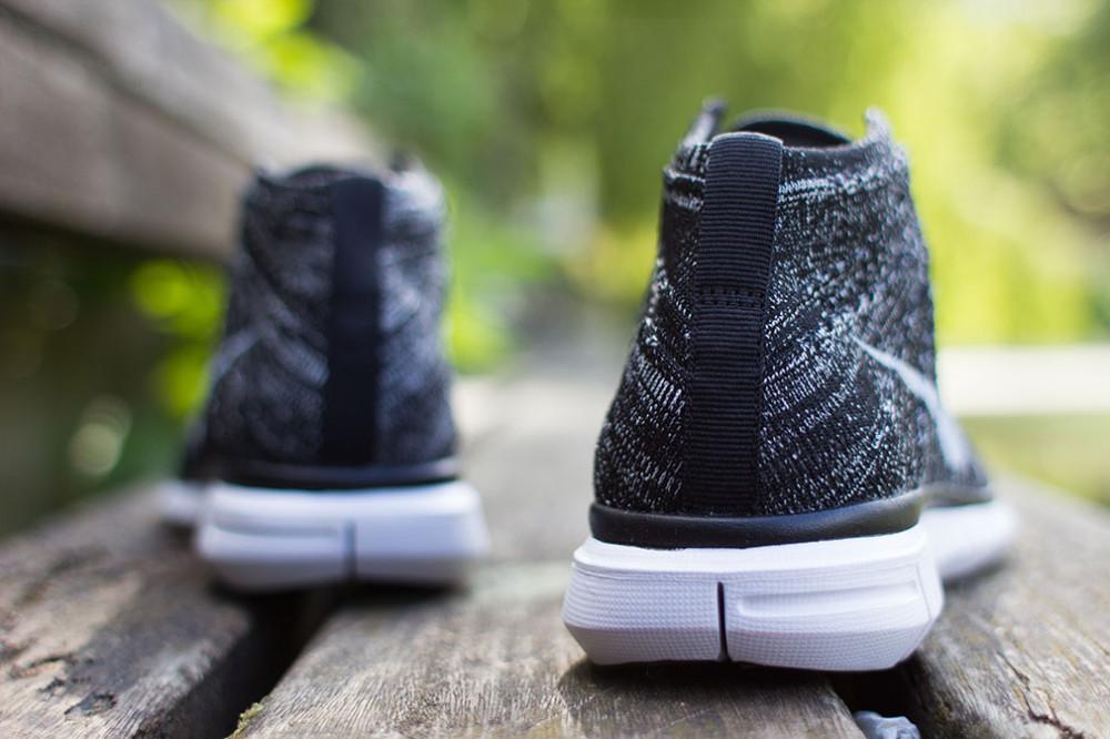 Nike Free Flyknit Chukka Black Grey White 7 1000x666