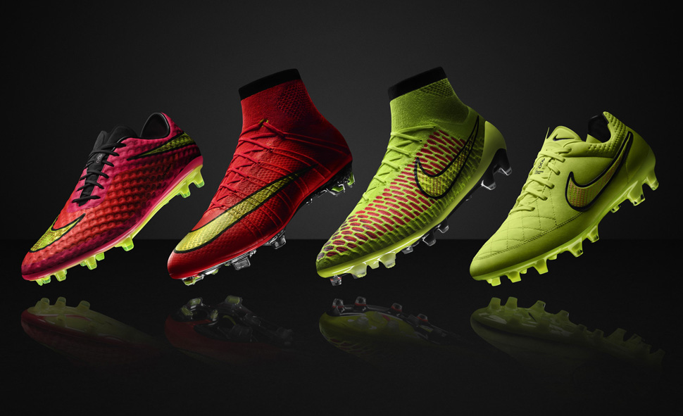 Nike Fussballschuhe Sommer 2014 Kollektion 1