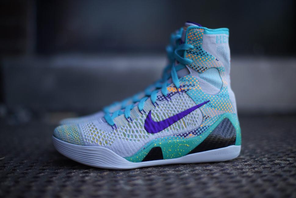 Nike Kobe 9 Elite Hero 6