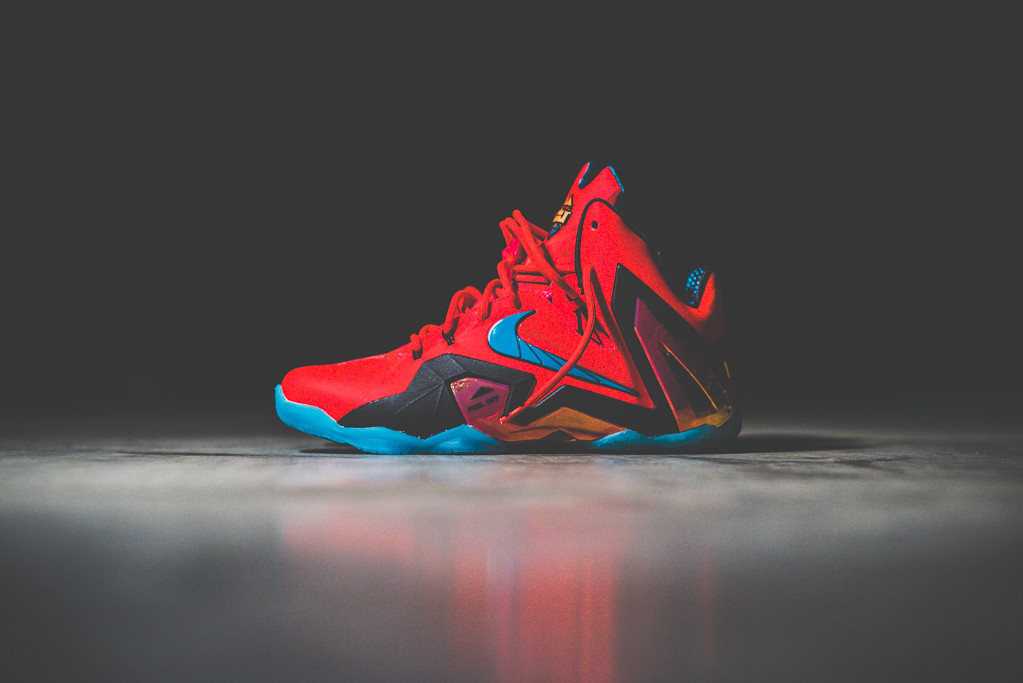 Nike LeBron 11 Elite Hero 1