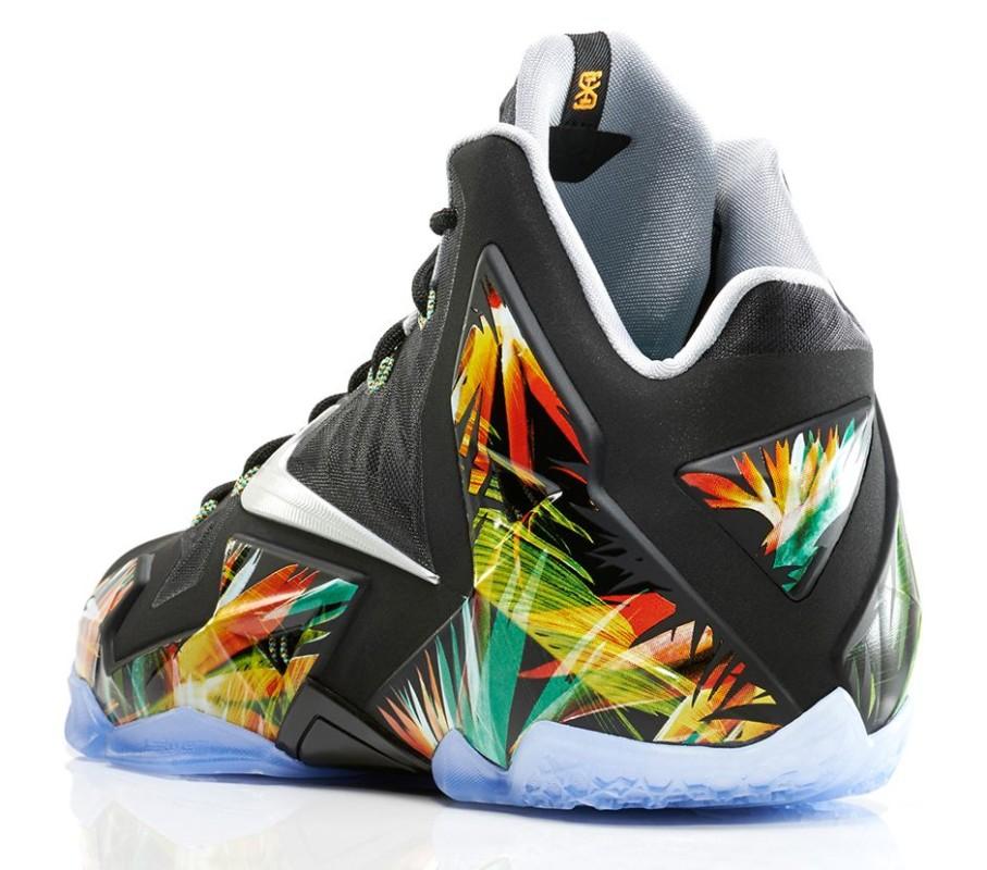 Nike Lebron 11 Everglades 3 907x800