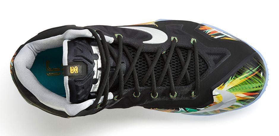 Nike Lebron 11 Everglades 4