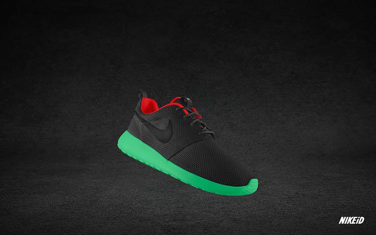 Nike Roshe Run iD Yeezy II 2