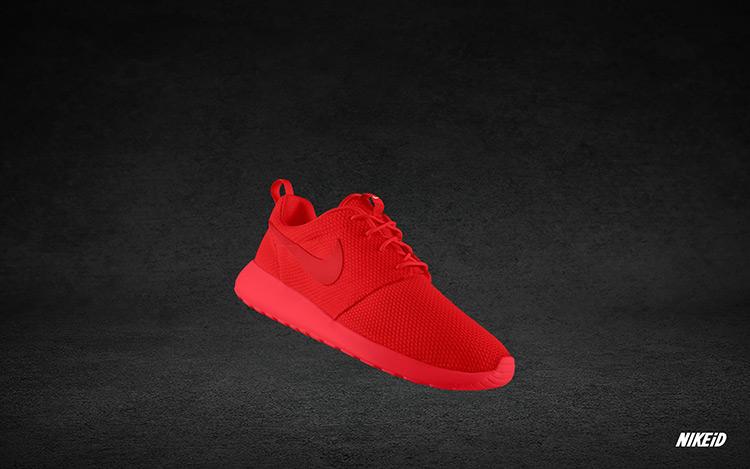 Nike Roshe Run iD Yeezy II 4