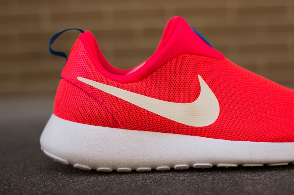 Nike Roshe RunSlip On Laser Crimson 2 1000x666