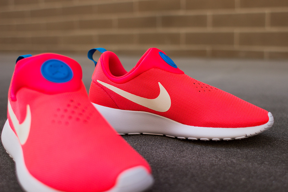 Nike Roshe RunSlip On Laser Crimson 4 1000x666