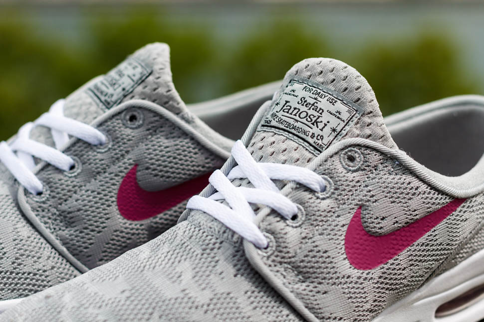 Nike SB Stefan Janoski Max Bright Magenta 4