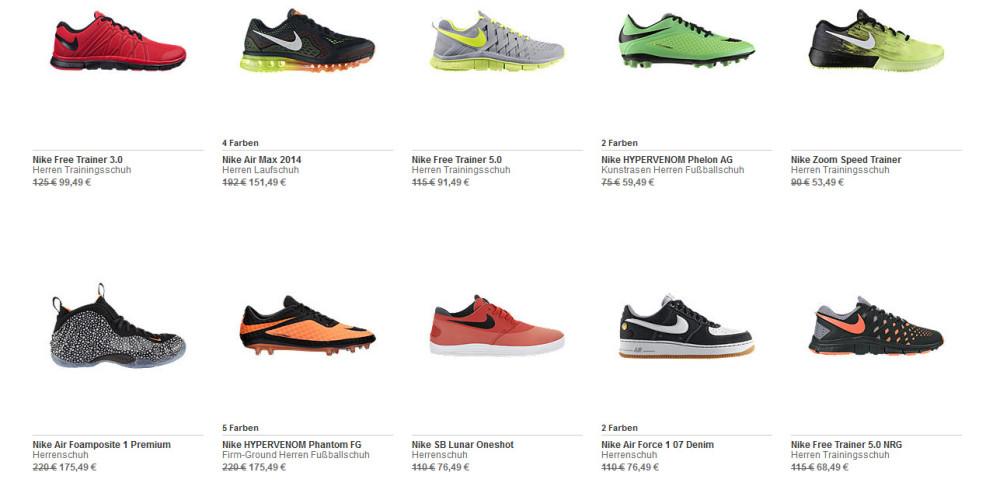 Nike Sale + 20 Gutschein 1 1000x493