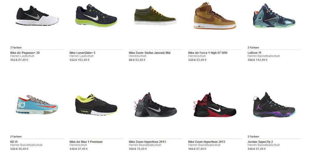 Nike Sale + 20 Gutschein 2 1000x493