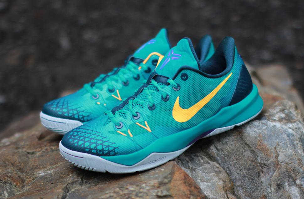 Nike Zoom Kobe Venomenon 4 Turbo Green 2