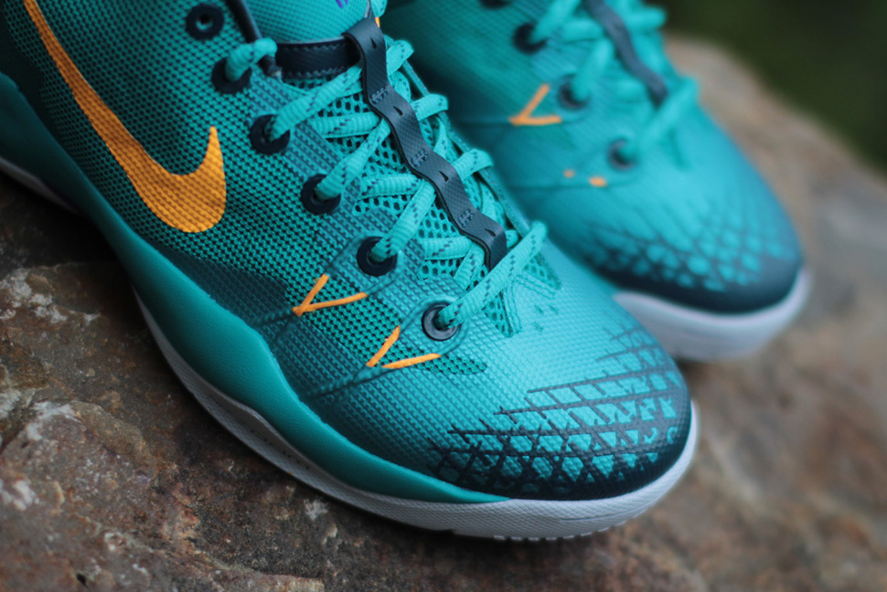 Nike Zoom Kobe Venomenon 4 Turbo Green 3