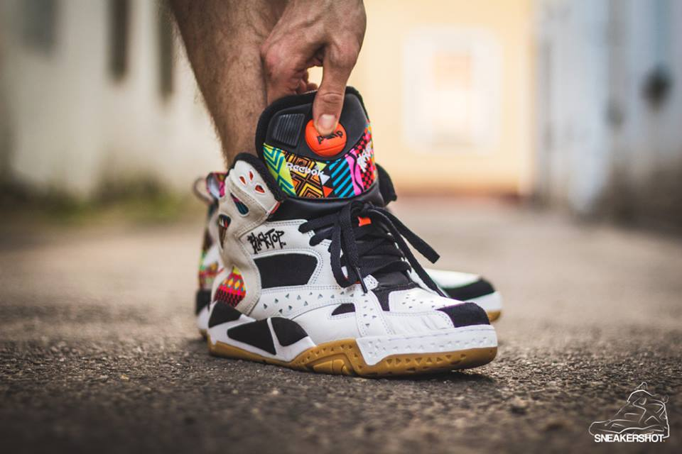 Reebok Pump Blacktop Battleground African 1