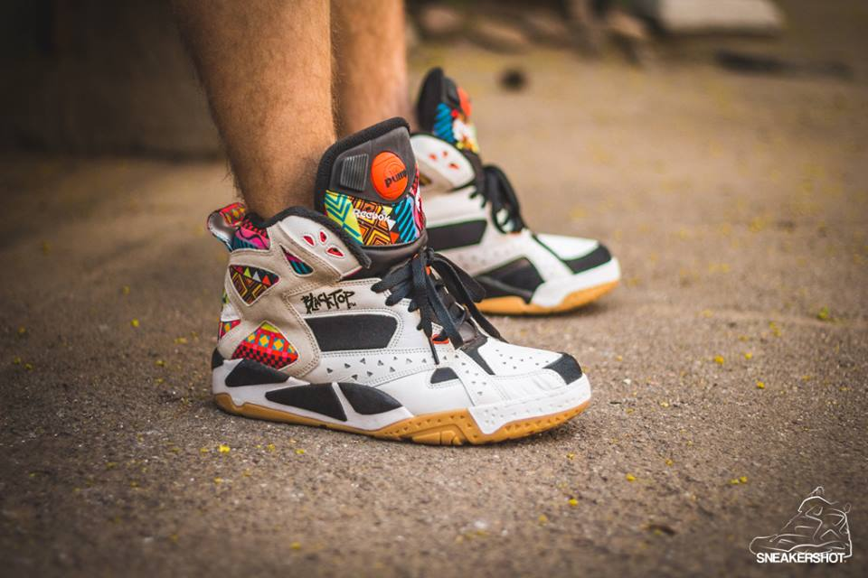 Reebok Pump Blacktop Battleground African 11