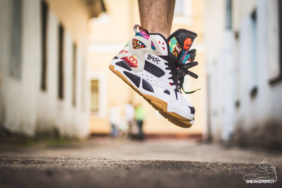 Reebok Pump Blacktop Battleground African 2