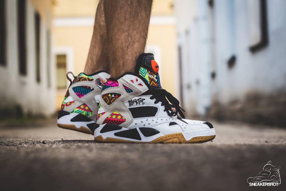 Reebok Pump Blacktop Battleground African 3