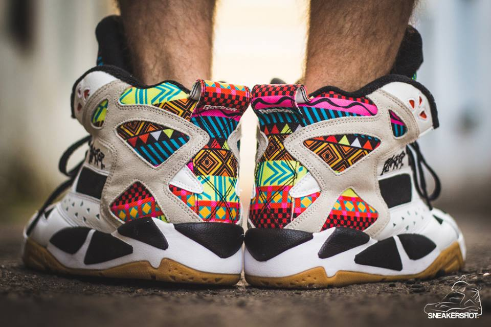 Reebok Pump Blacktop Battleground African 5