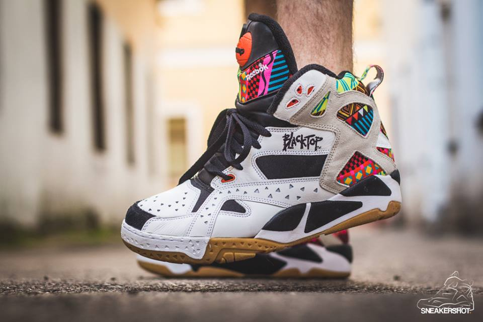 Reebok Pump Blacktop Battleground African 6