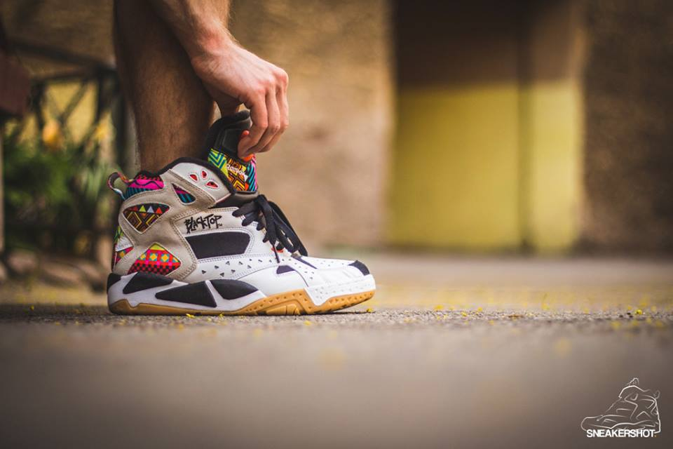 Reebok Pump Blacktop Battleground African 9