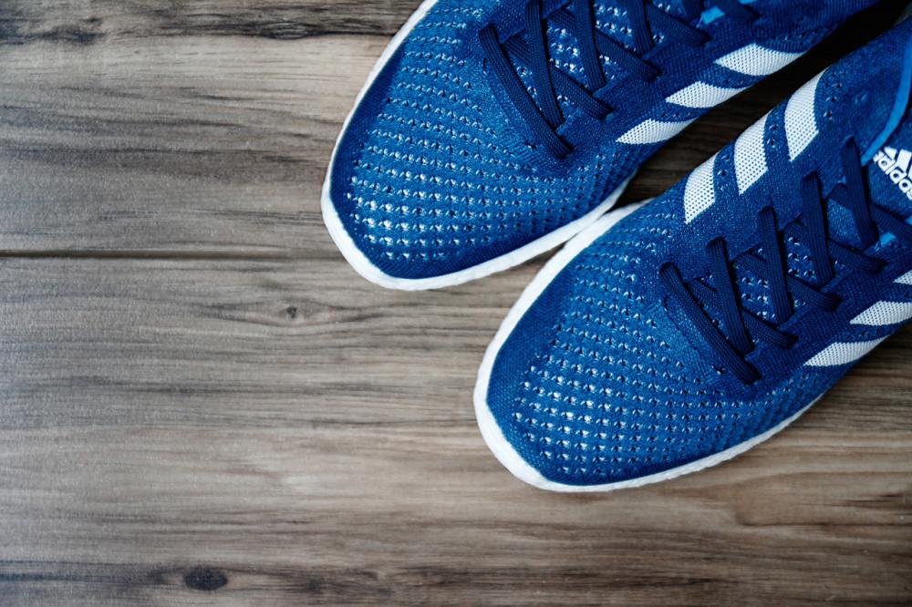 adidas Primeknit Pureboost Blue White 2 1000x666