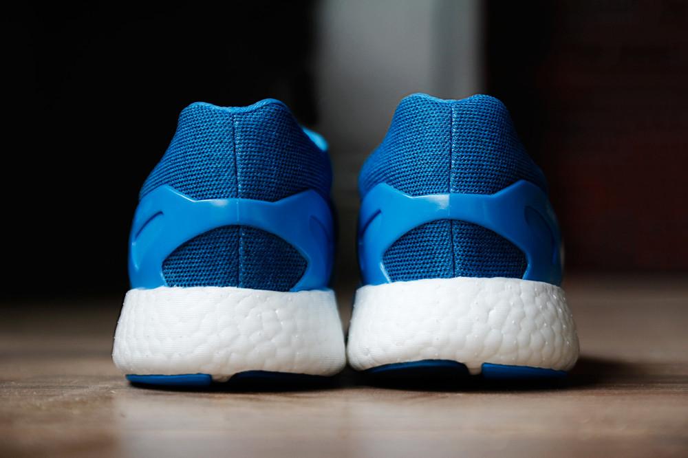 adidas Primeknit Pureboost Blue White 6 1000x666