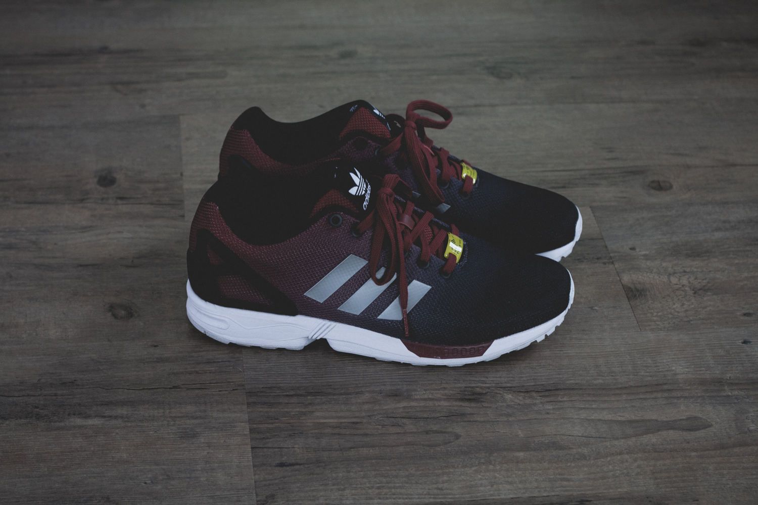 adidas ZX FLUX Fading Reflective Pack Review 1