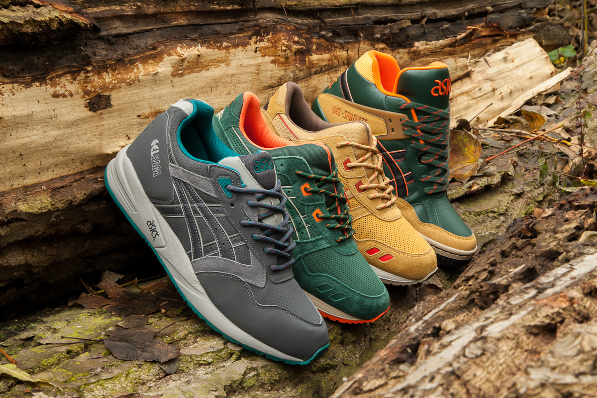 ASICS Fall Winter 2014 Outdoor Pack 1