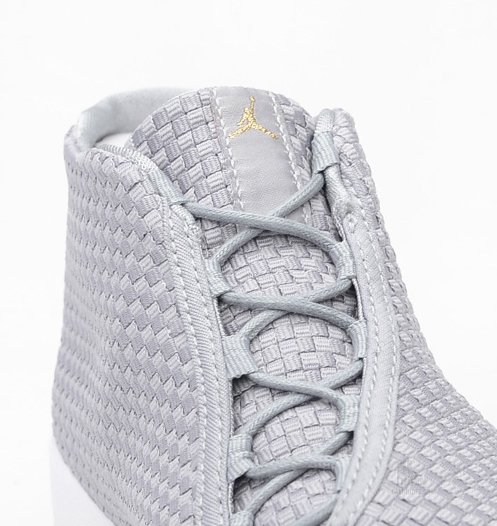 Air Jordan Future Wolf Grey 4