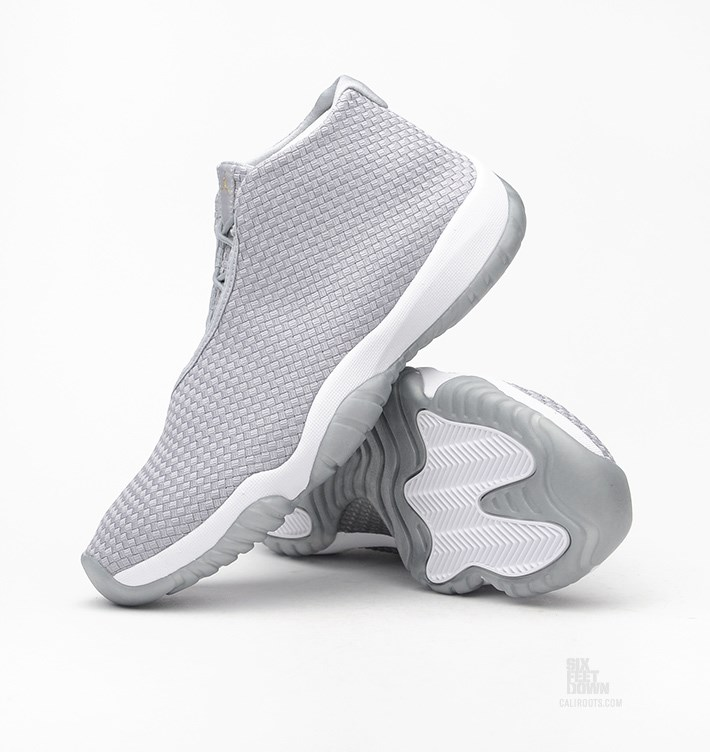 Air Jordan Future Wolf Grey 7