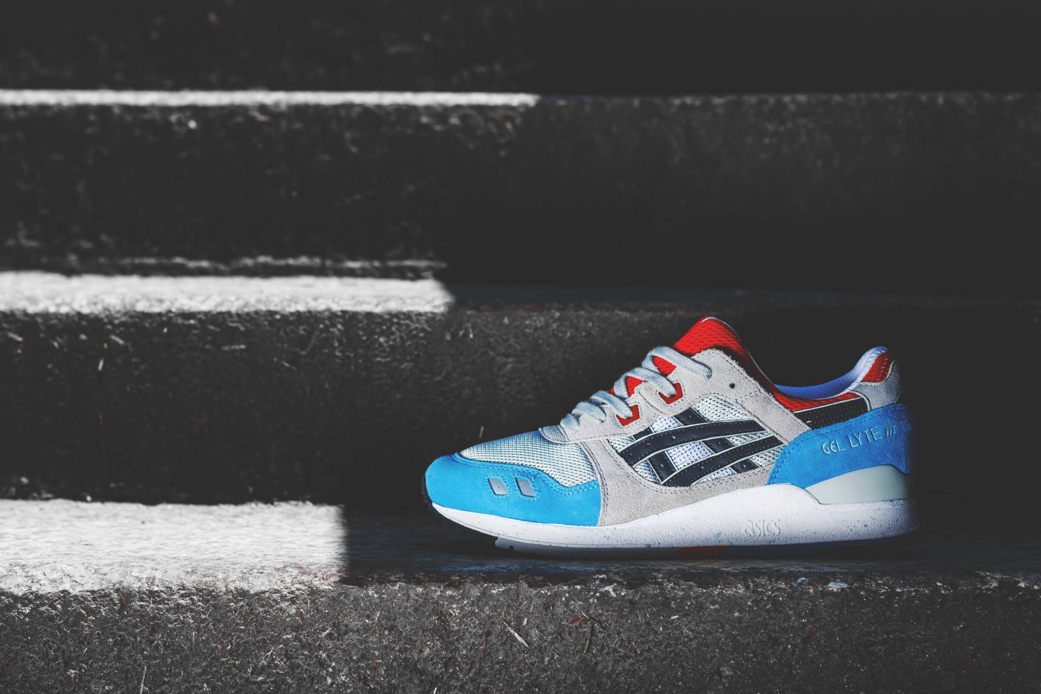 Asics Gel Lyte III Grey 1