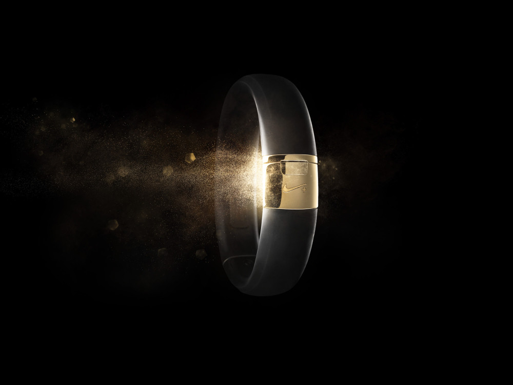 Nike+ FuelBand SE Gold METALUXE 12 1000x750