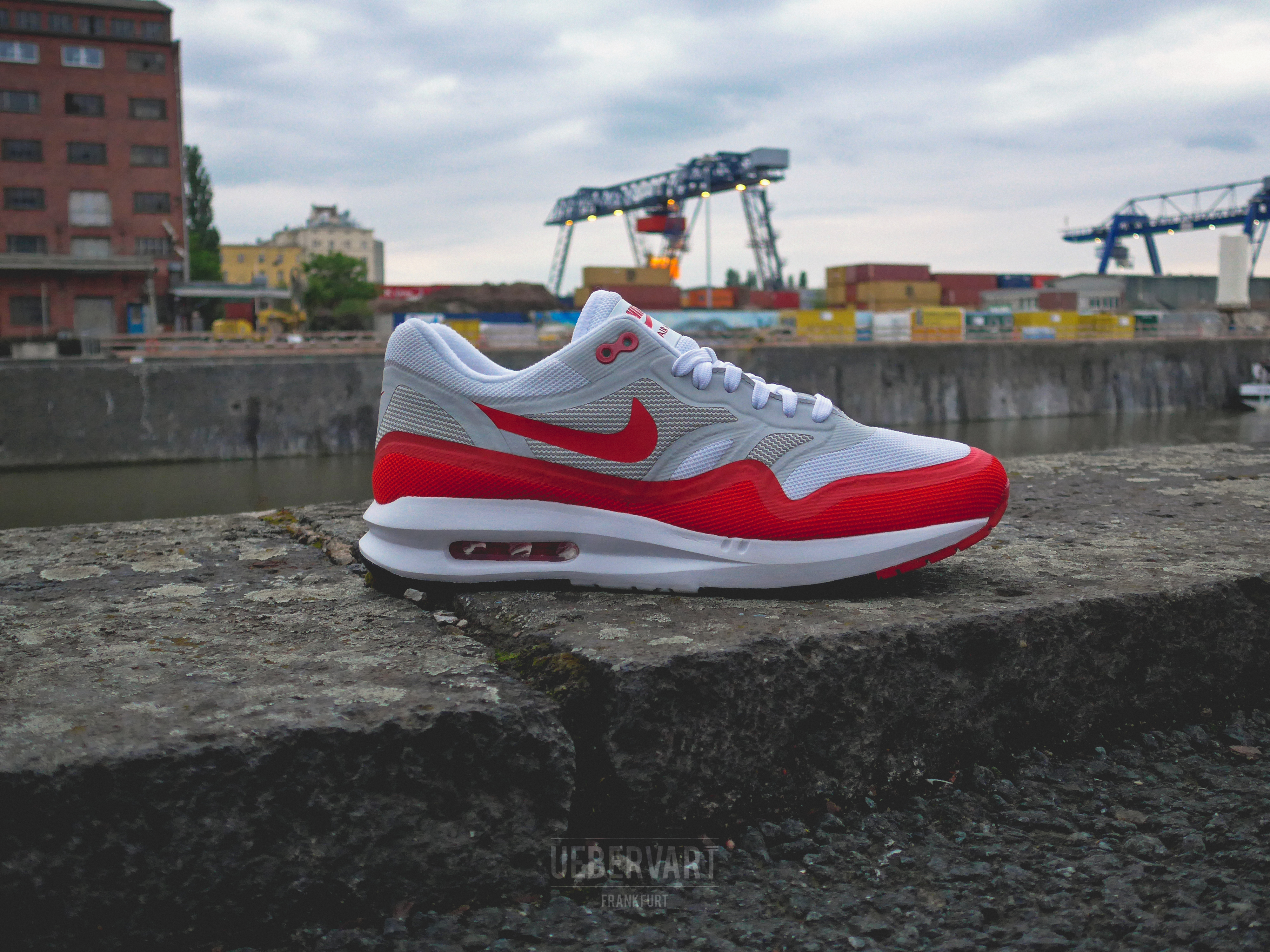 Nike Air Max Lunar 1 Chiling Red