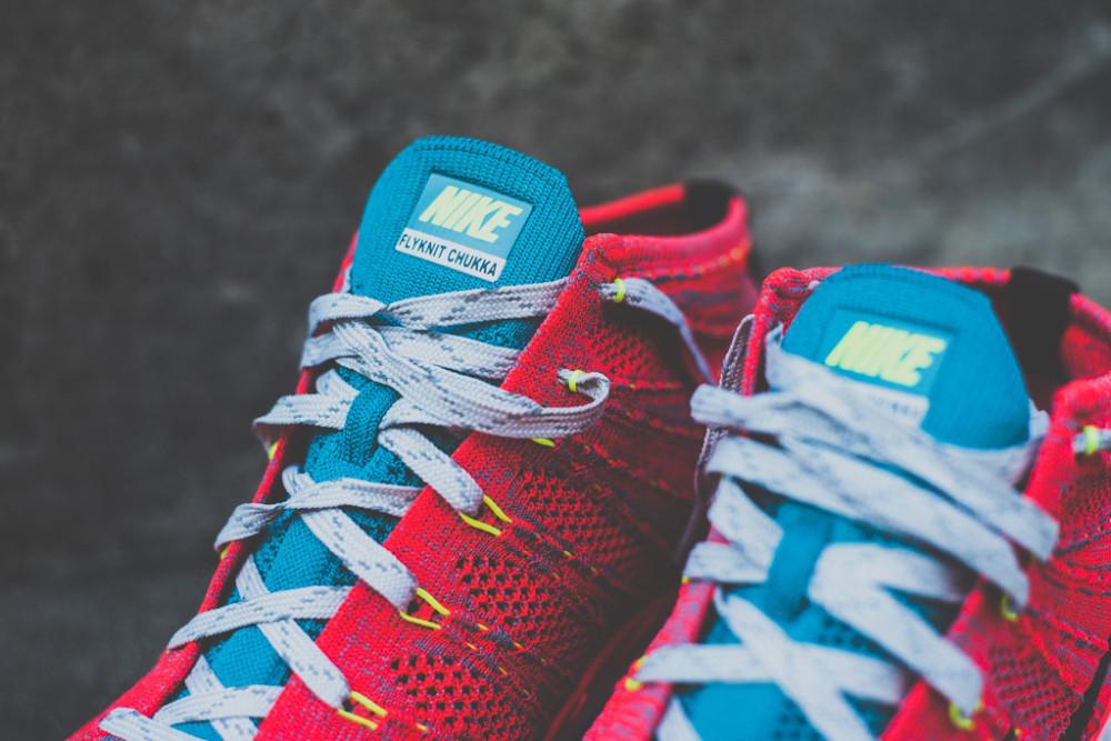 Nike Free Flyknit Chukka Bright Crimson 5 1000x667